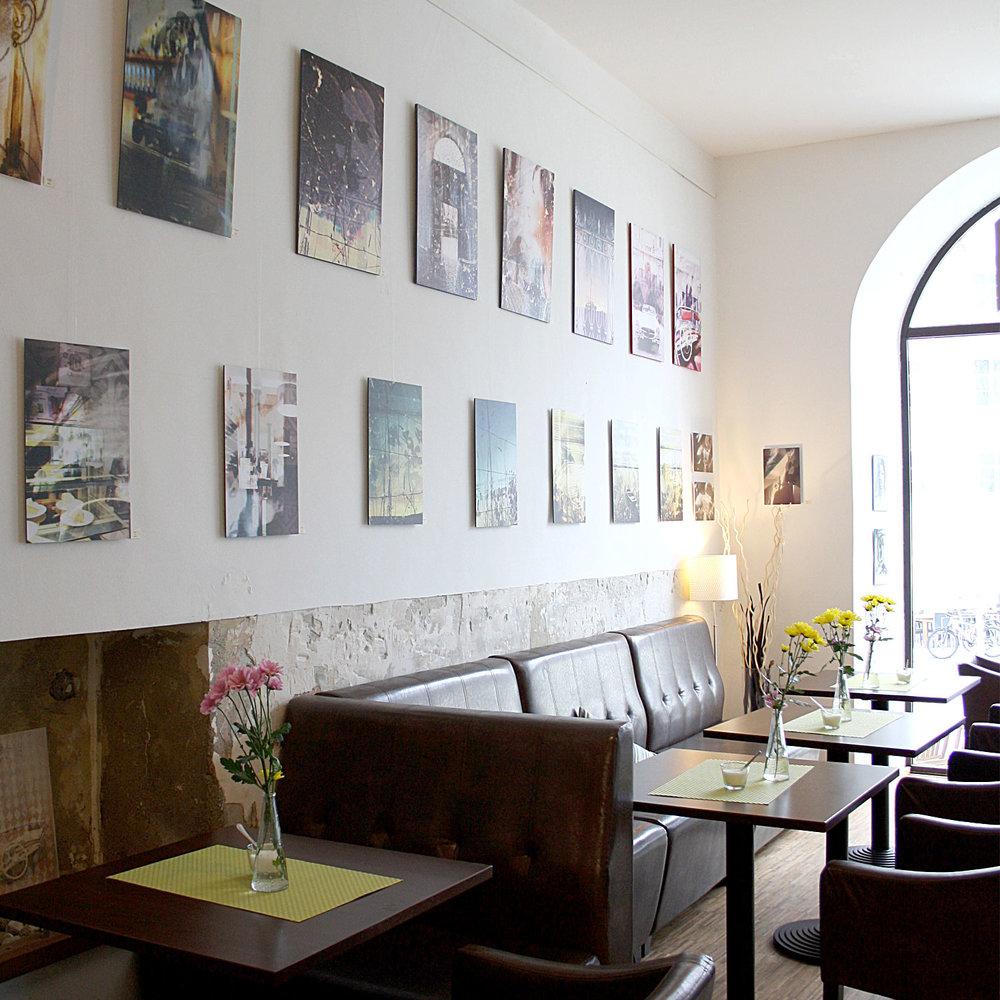 Kunst Café, Landsberg - 1. Mai bis 31. Juli 2017