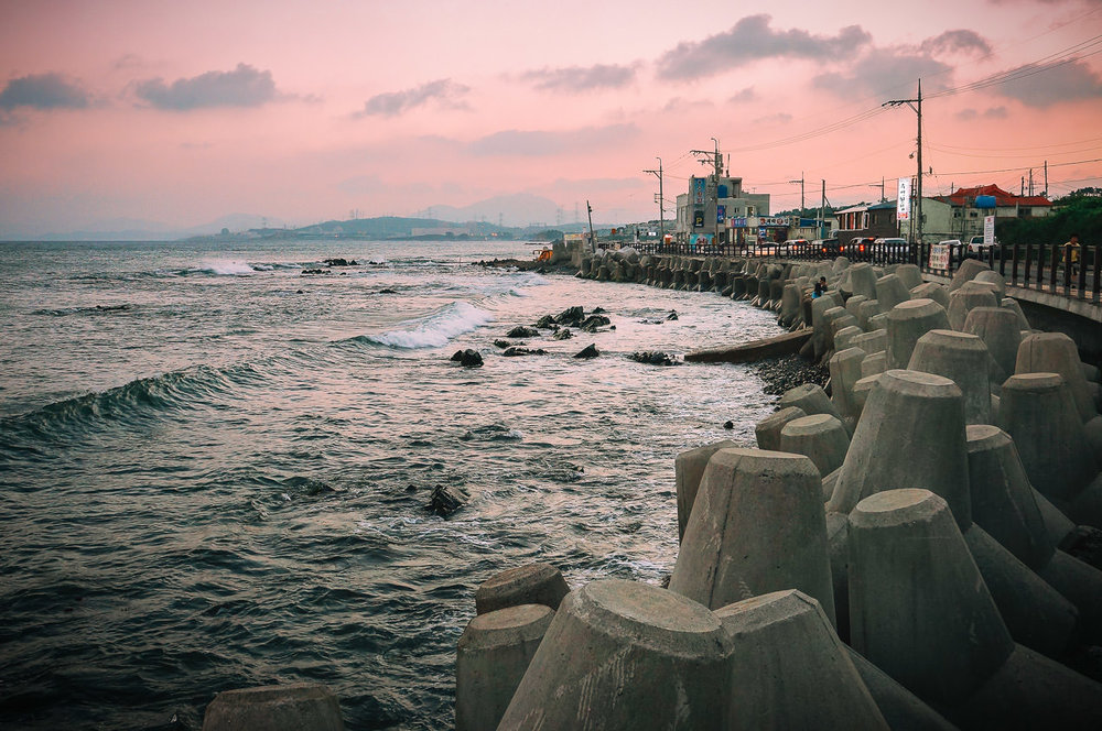 ~The Barbed-Wire Coast~ - A 13-Day Summer Road-Walk from Busan to Sokcho