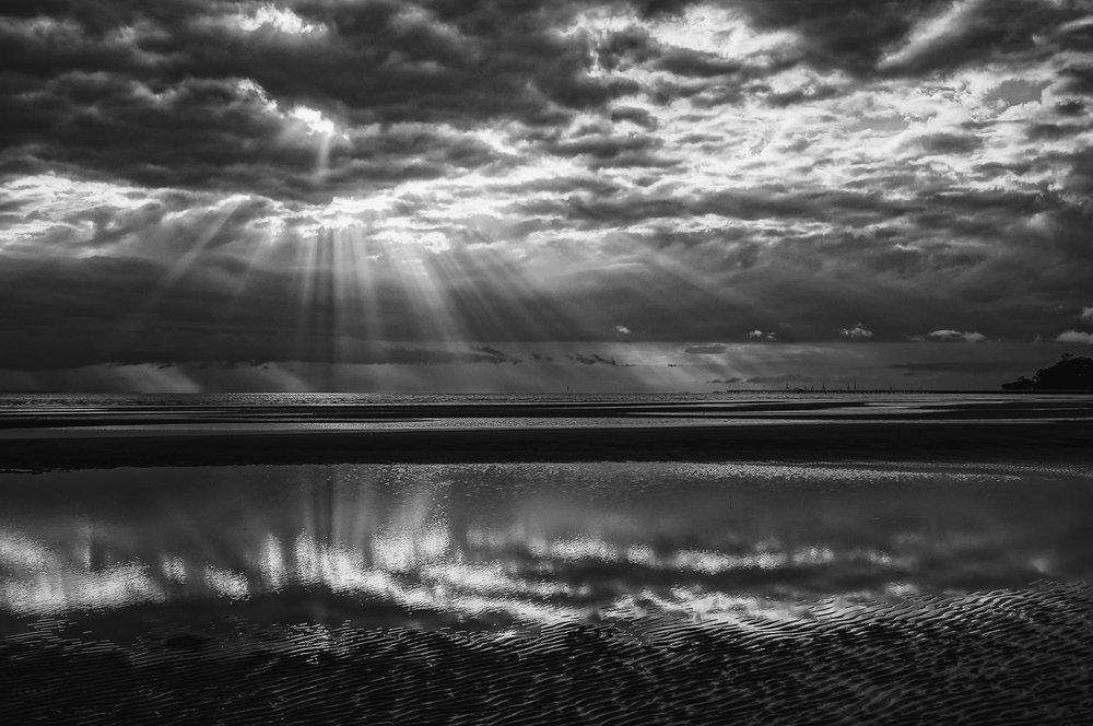 And Then the Heavens Split Open, Sandgate