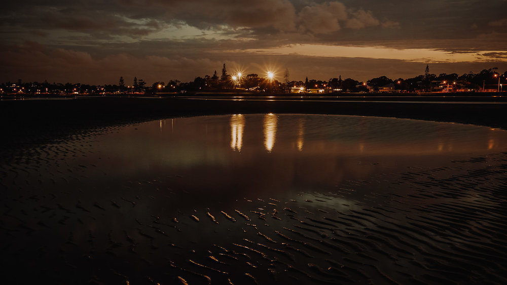Early Evening on the Mudflats