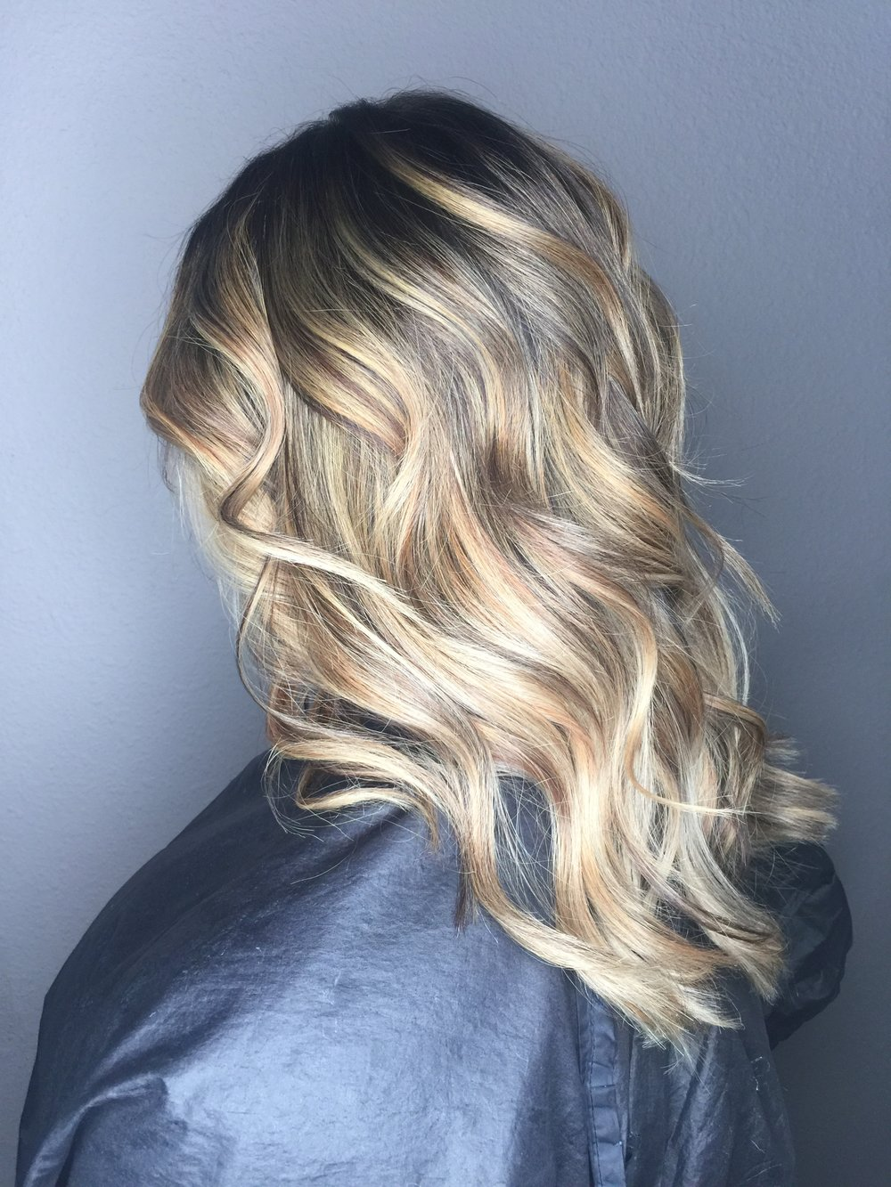 Hair - Before & Afters of cut, color, balayage etc.