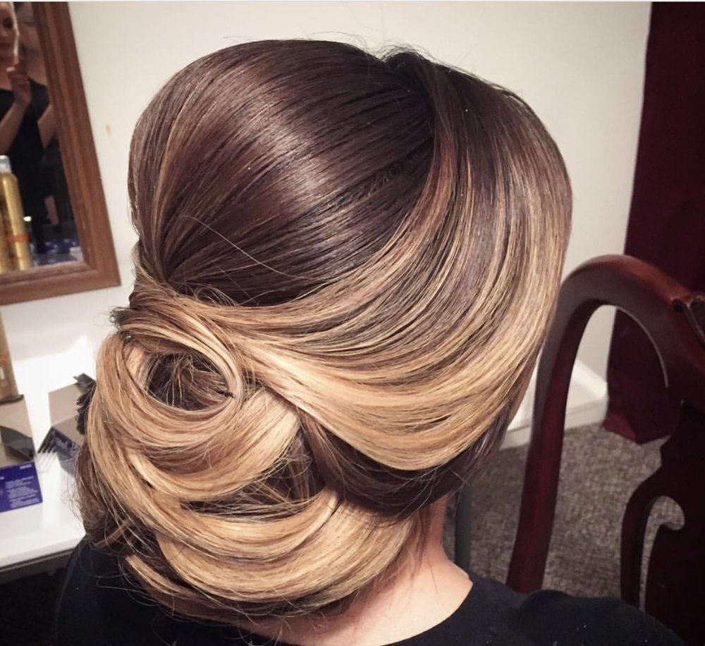 Styling - Updos and styling for special events