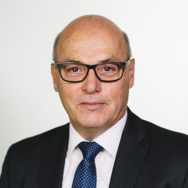 Dr Klaus Kraemer    Managing Director   Sight and Life