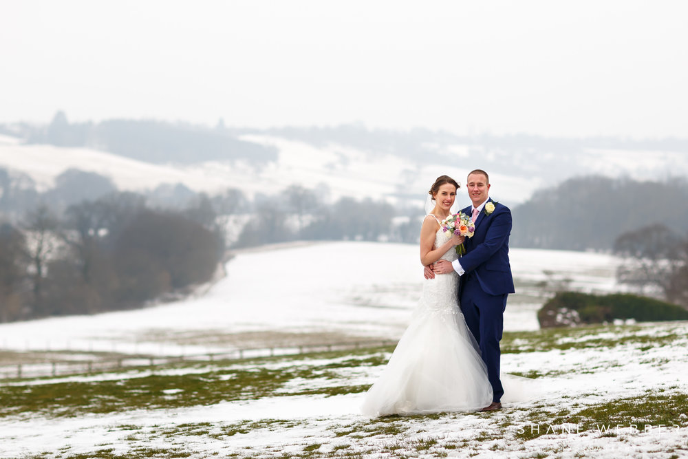 Winter wedding flowers harrogate