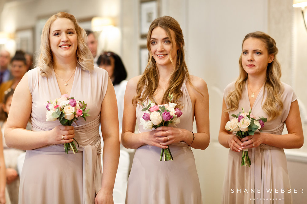 Bridesmaid Bouquets Florist Harrogate