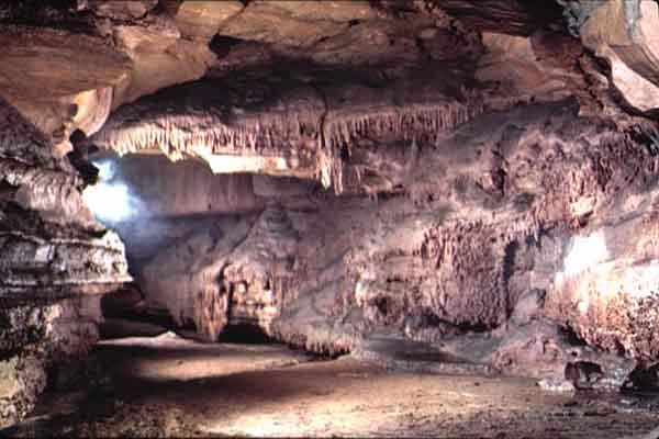 Bowden Cavern Room
