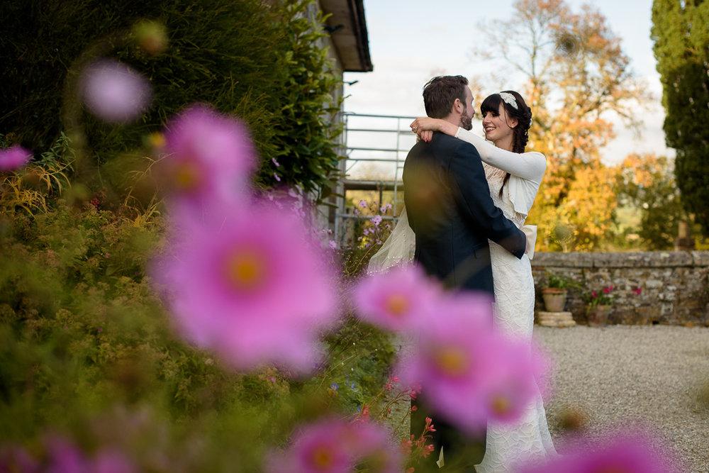 beautiful wedding photography devon