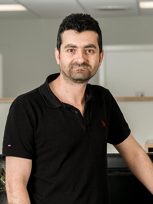 Ahmet Musaogullari - Ingeniør byggteknikk463 69 051ahmet@sbg.no