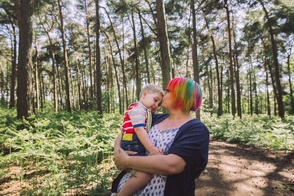 Being a new mum with Psoriatic Arthritis