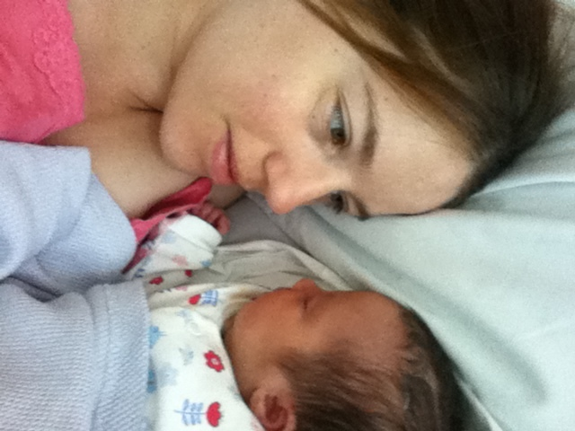 Jen writes a blog called  Bona Fide Mama .