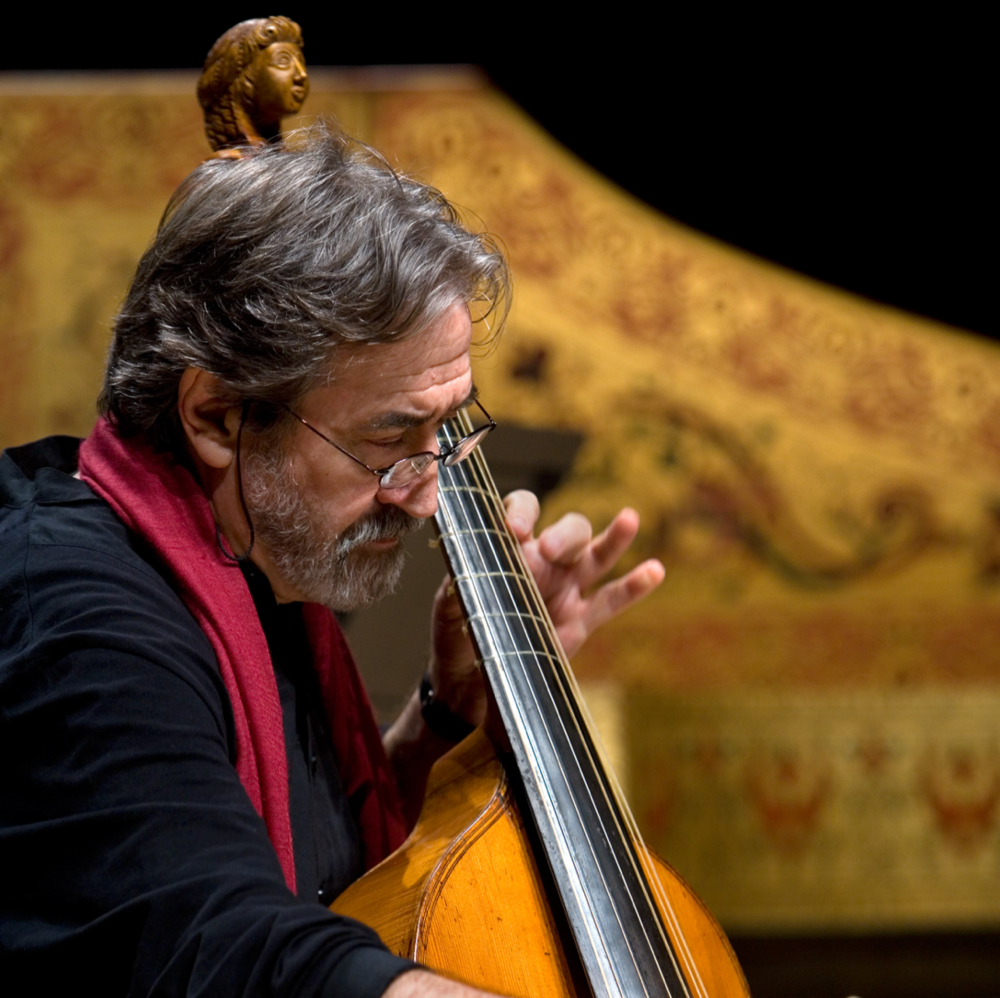 BIOGRAPHY - Jordi Savall is an exceptional figure in today's music world and one of the most versatile musicians of his generation. For more than forty years he has been devoted to the rediscovery of abandoned musical treasures: forty years of research, of exploration, of performance and the direction of his three ensembles - Hespèrion XXI (1974), La Capella Reial de Catalunya (1987) and Le Concert des Nations (1989), all founded together with Montserrat Figueras.Full biographies are available in: EN