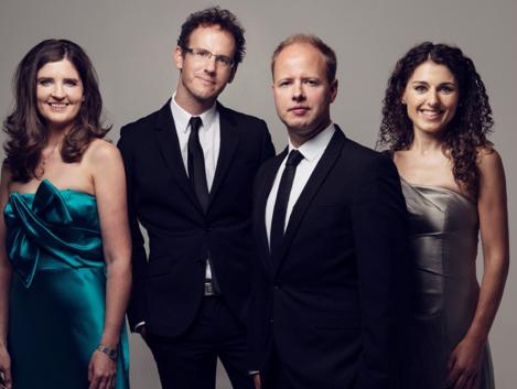 Carducci Quartet Profile Image 1