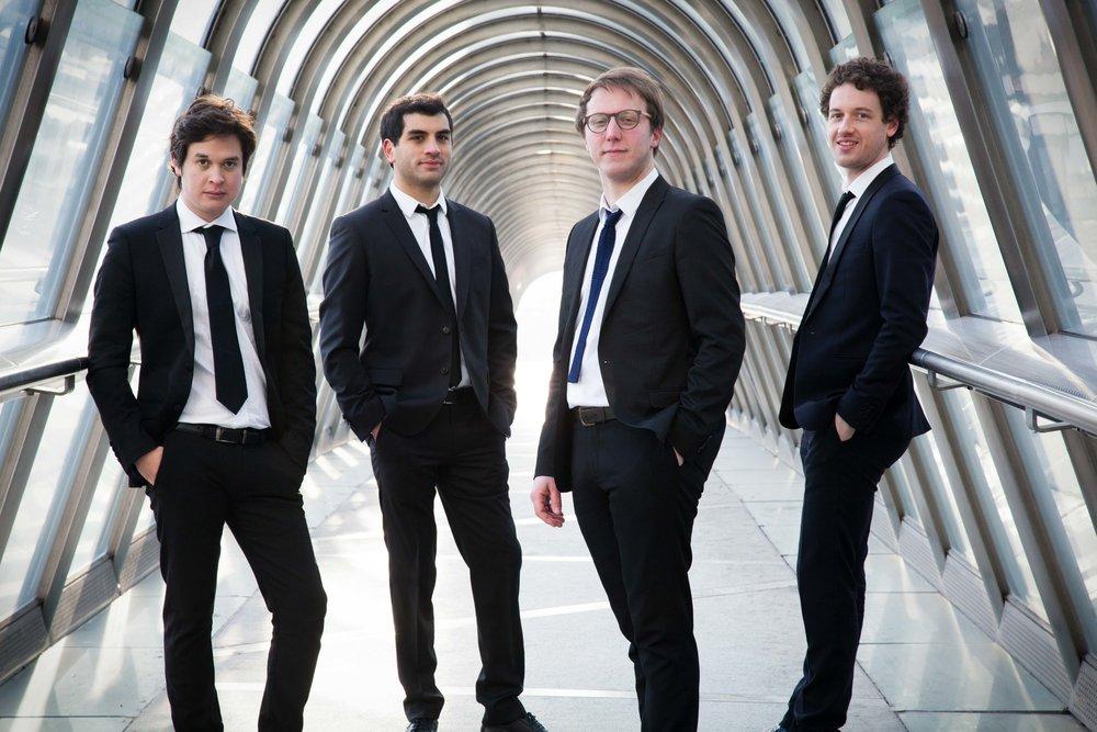 Van Kuijk Quartet Image