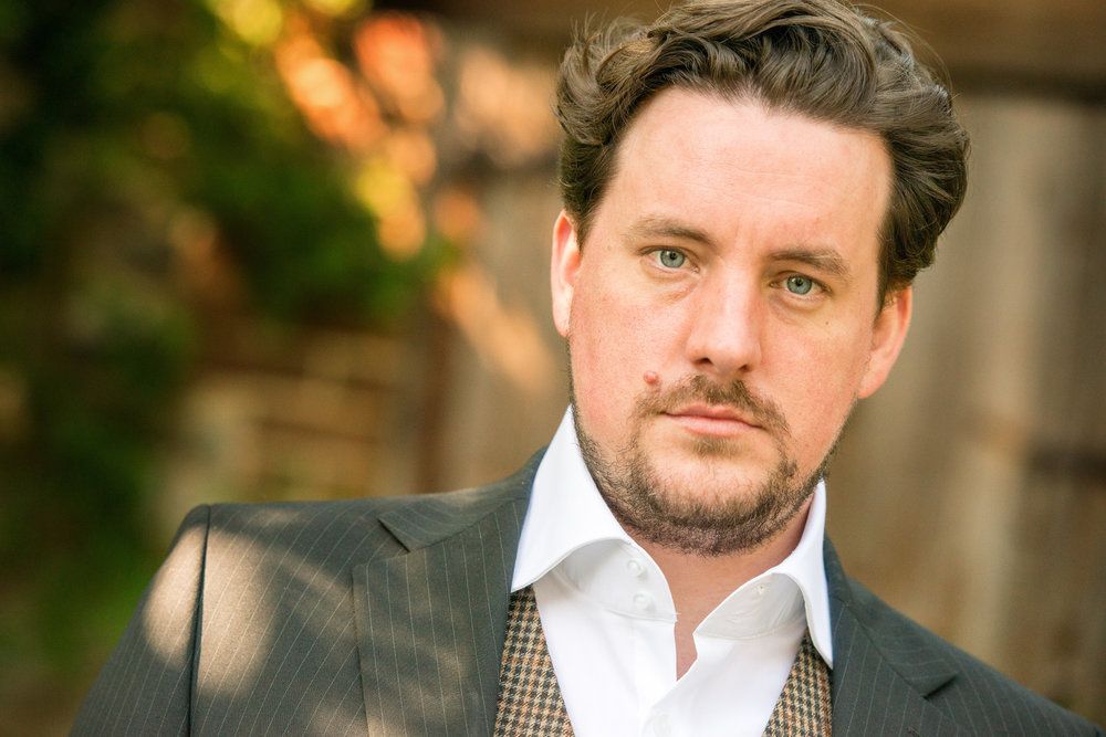 BIOGRAPHY - British baritone Benedict Nelson enjoys a busy international career with recent highlights including performances of Britten's Gloriana at Teatro Real de Mardid in Madrid and Carmina Burana by Orff with the Gulbenkian Orchestra in Lisbon.A Harewood Artist at English National Opera, he performed roles including Valentin Faust, Demetrius A Midsummer Night's Dream Count Barbiere di Siviglia, Belcore L'elisir d'amore and the title role Billy Budd. In addition, he is an established presence on the continent with roles at Opera de Lyon, Teatro Regio in Turin, Opera Nantes. In concert last season he returned to BBC Symphony Orchestra with Martyn Brabbins, performed Vaughn Williams' Sea Symphony with Bournemouth Symphony Orchestra, made his Hallé debut in Belshazzar's Feast and performed 8 songs for a Mad King by Maxwell-Davies at the Berlioz Festival with Aurora Orchestra. Nelson has a passion for contemporary music reflected by recent projects including Gerald Barry's Importance of Being Earnest at the Royal Opera House, The Barbican Centre and Lincoln Center and At Sixes and Sevens by Mark- Anthony Turnage, and most recently Donnacha Dennehy's Fedora prize winning opera The Second Violinist which premiered at the Galway International Arts Festival and comes to Barbican and New York in 2018/19.His long-established relationship with Scottish Opera continues next season with performances of The Burning Fiery Furnace for the Lammermuir Festival and the new work Athropocene which will be performed at the Barbican and the Linbury Studio Theatre at Royal Opera House. Nelson is a keen proponent of contemporary work and will be perform a new commission with London Sinfonietta in December.Full biographies are available in: ENRepertoire: 18/19