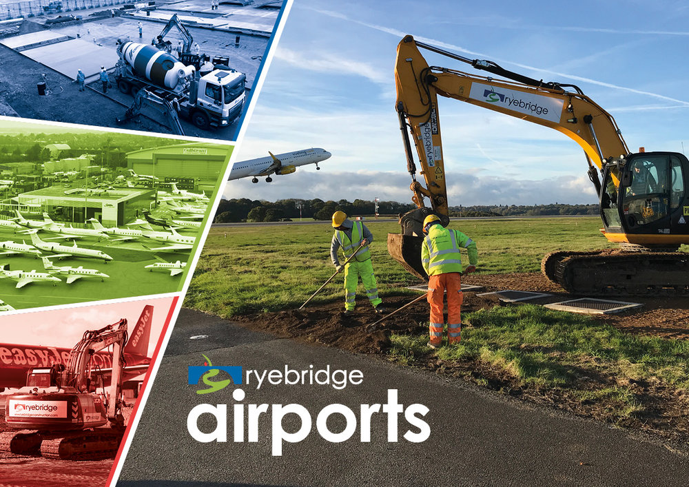 Download our airports brochure