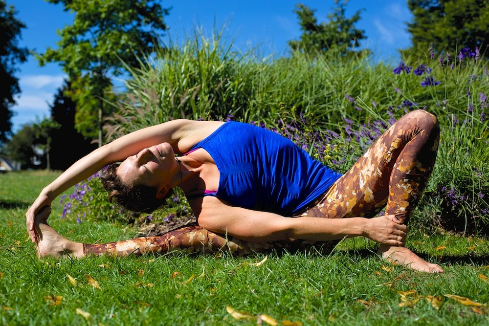 "The retreat will be led by Hermione Armitage. Hermione is a certified Prana Vinyasa© teacher as learnt from global teacher and activist Shiva Rea. Her classes work strongly with the energetic body, elemental psychology, seasonal changes, and Tantric philosophy. Harmonising our own body's cycles, ebbs and flows with the wider macrocosm of the planet and the larger cycles we are part of.  Hermione hopes to inspire others towards an honest and inquiring relationship with their heart, body, and mind, so that they can become their own sacred fire keepers and transform their lives in positive ways.  Hermione also holds space for Yoga Trance Dance® and sacred sound journeys to explore freedom, self expression and healing.  ""No matter how the door of Yoga is opened to us, the path always unfolds, grows and illuminates our life. Once that door has been opened, there is no need or want to go back."""