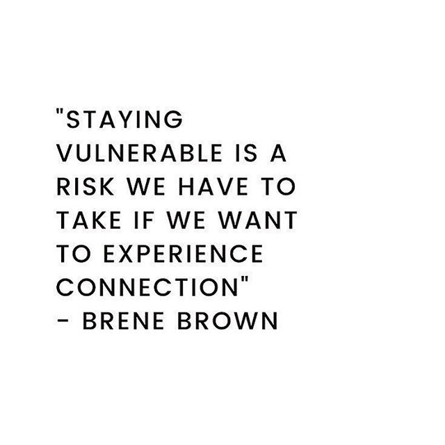 As we grow (literally and figuratively) there are friends that grow with us and we're fortunate to have formed life long bonds. 💕 • Other times, as an adult, we have to work harder to create deeper interpersonal connections. Ever find yourself having lots of small talk, but craving more?! Try getting vulnerable. ✨ • We know you're cringing inside. But if you open up your heart, it gives others an opening/bridge to connect on a more intimate level. 🌉 • #thursdaythoughts #womensupportingwomen #connection #vulnerability #friendship #bonding #propelwomen #girlgang #givelove #receivelove #theeverygirl #theeverymom #livingauthentically #courage #thatsdarling