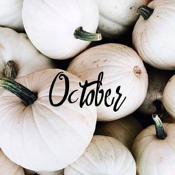 Happy October ya'll! Bring on the flannel shirts, pumpkin spice, and positive vibes. ✨ • Are you excited about October?! What is your favorite thing about the fall season? 🍁 • #monday #mondaymood #october #fall #flannelshirts #pumpkinspice #leavesfalling #womeninspiringwomen #theeverygirl #theeverymom #propelwomen #motherhustler #thatsdarling