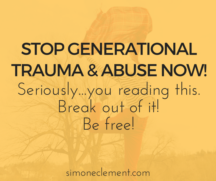 Abused Children Carry Trauma In Their >> Stop Generational Trauma Abuse Now Seriously You Reading This
