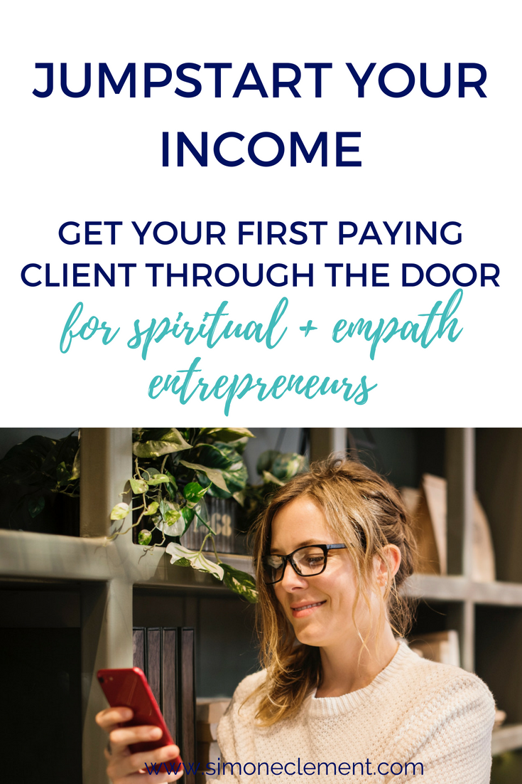 get-clients-marketing-tips-spiritual-entrepreneurs-empath-clients-social-media-entrepreneur-attract