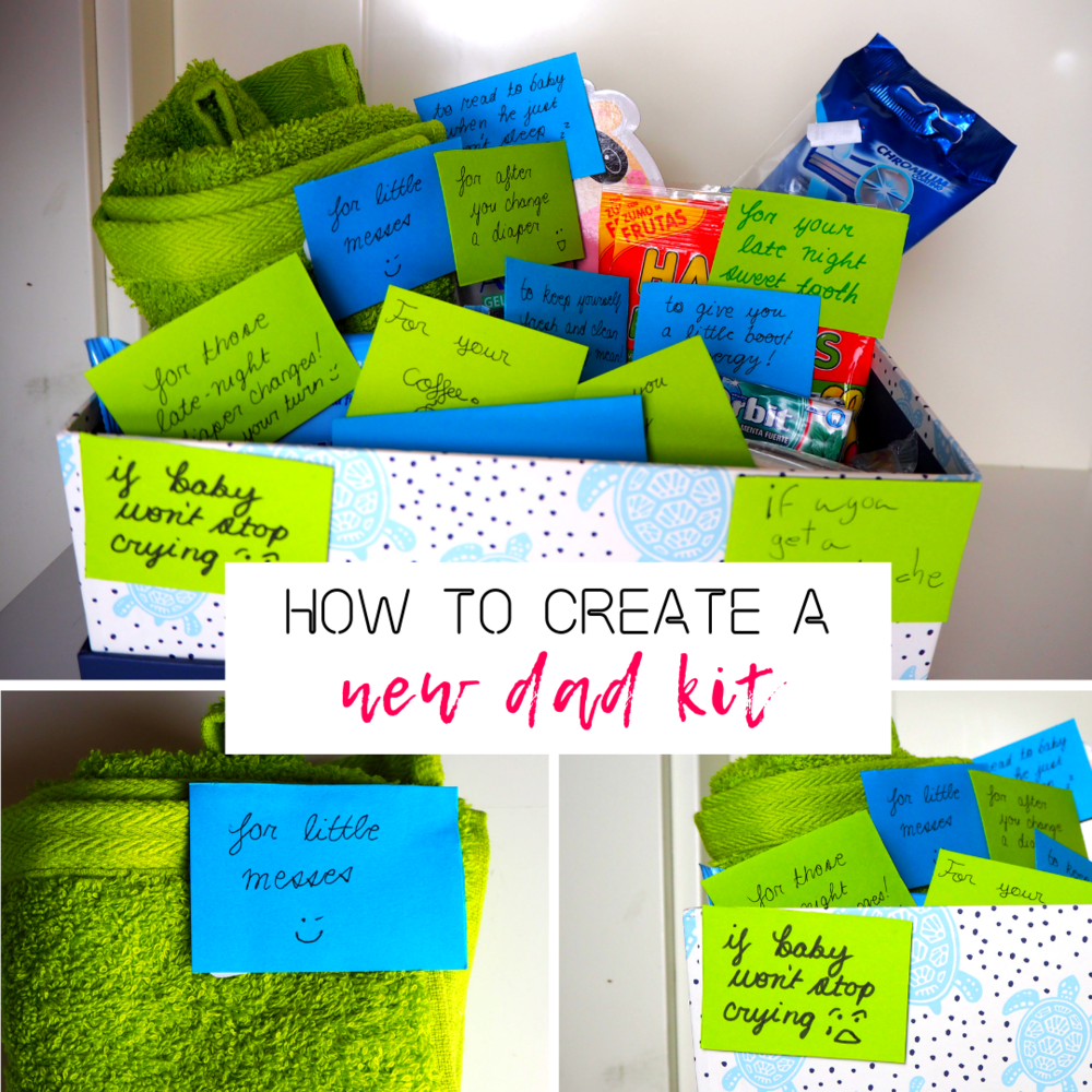 new dad kit ideas new dad survival kit hospital newborn baby prepare for baby get ready for a new baby newborn arrival father fathers day how to make a new father kit how to make a new dad basket from wife survival baby shower mom father mother from mom products