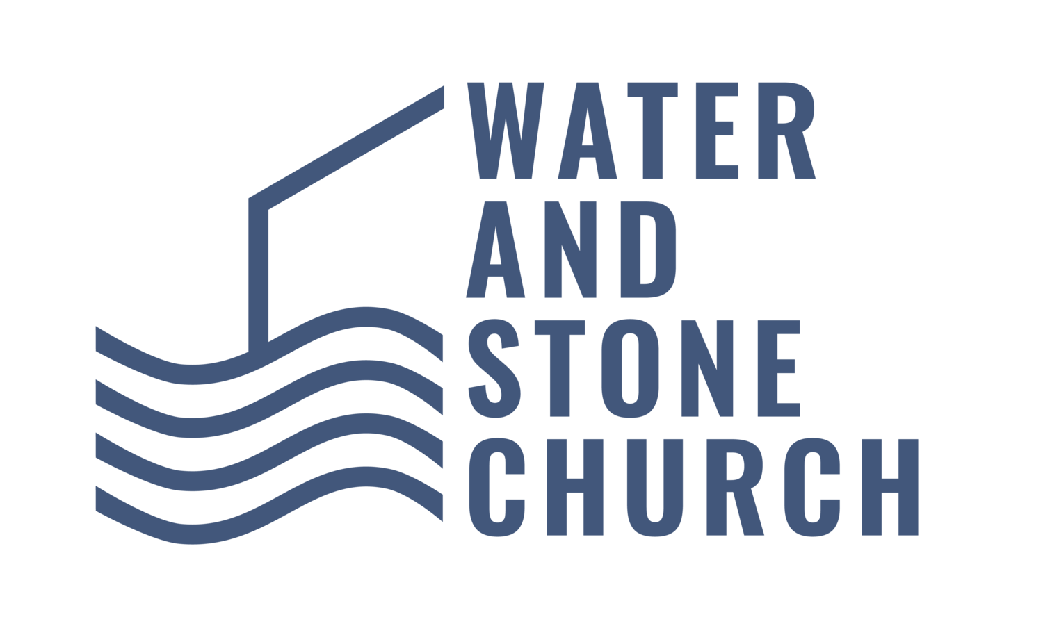 Water and Stone Church