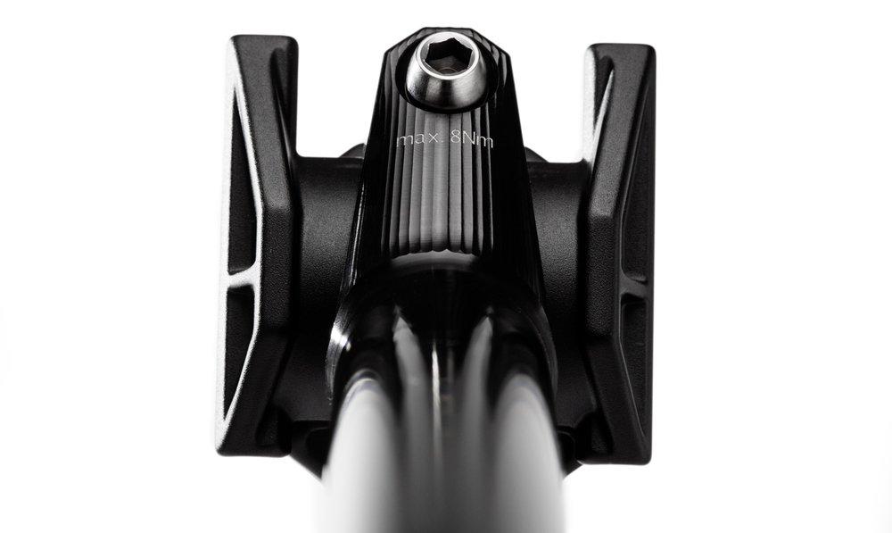 Vecnum moveLOC, die ultraleichte absenkbare Sattelstütze, ab 490 Gramm.
