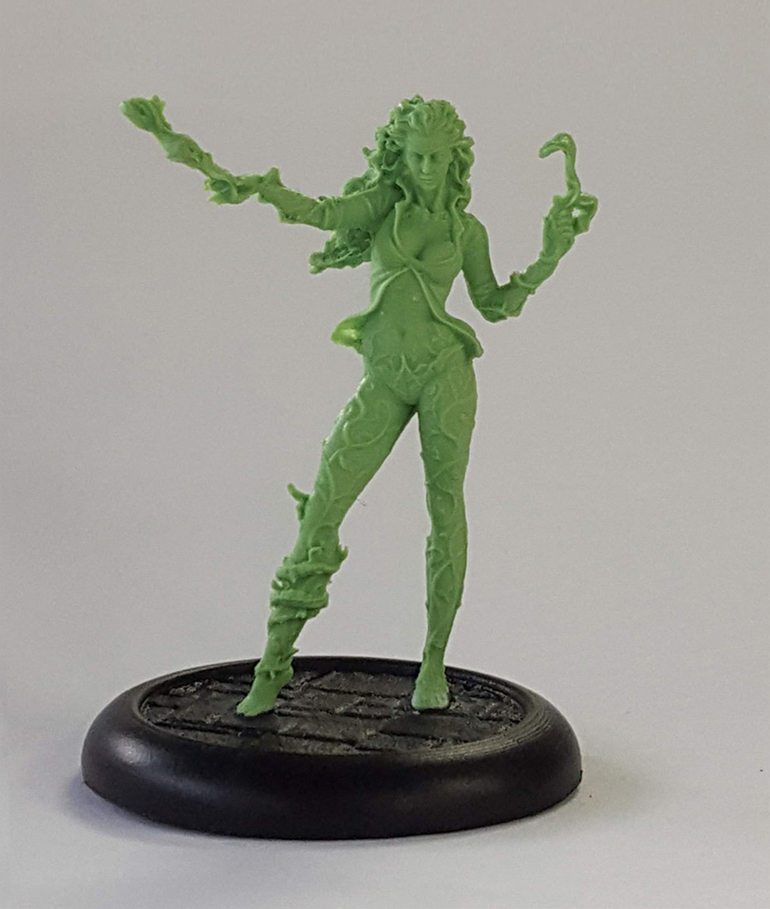Poison Ivy Miniature Figure