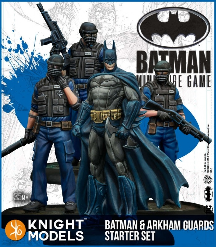 Batman Starter Set