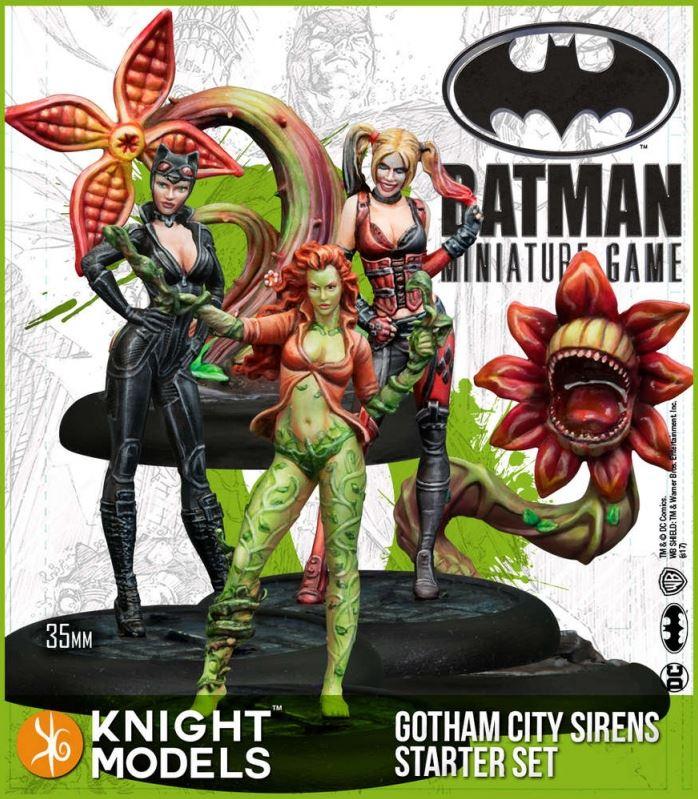 Gotham City Sirens Starter Set