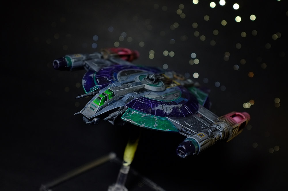 Forum Member - Polda's - Repaint of Shadow Caster