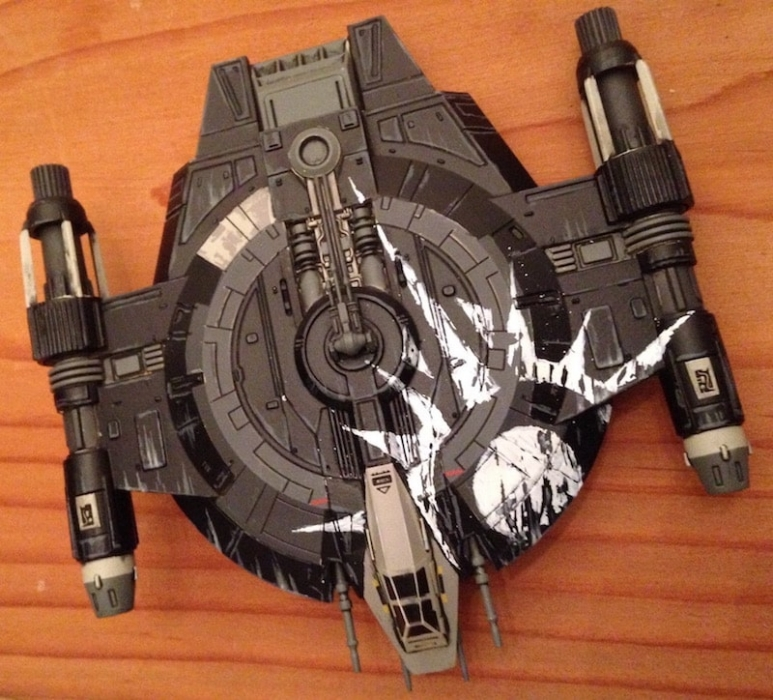 Forum Member - Kay Wroshyr's - Repaint of Shadow Caster