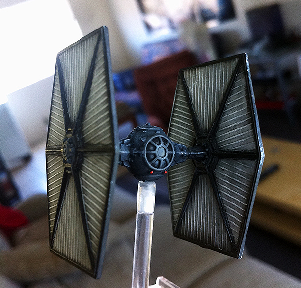 Forum Member - Elusive - Tie Fighter Repaint