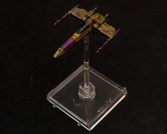Forum Member - ExpatSmuggler - Repainted X-Wing