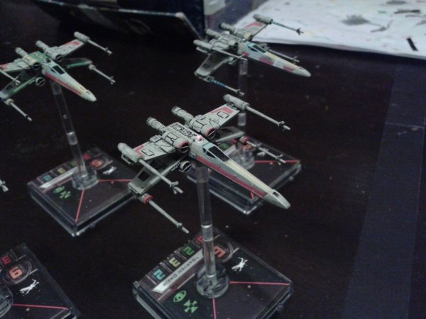 Forum Member - Giledhil - Custom X-Wing