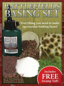 Army Painter Tools - Battlefields Basing Kit