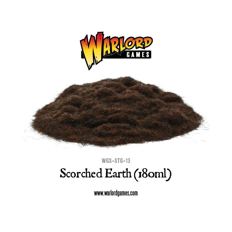 Warlord Games - Scenics - Scorched Earth - 180ml
