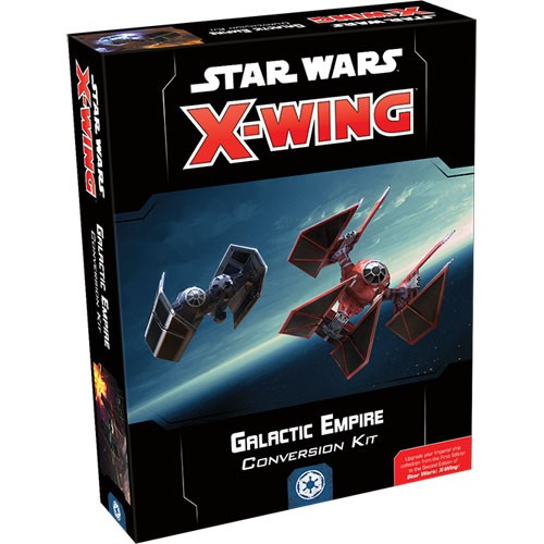 X-Wing - Imperial Forces - Galactic Empire Conversion Kit