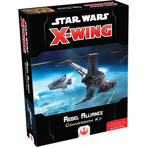 X-Wing - Rebel Forces - Rebel Alliance Conversion Kit