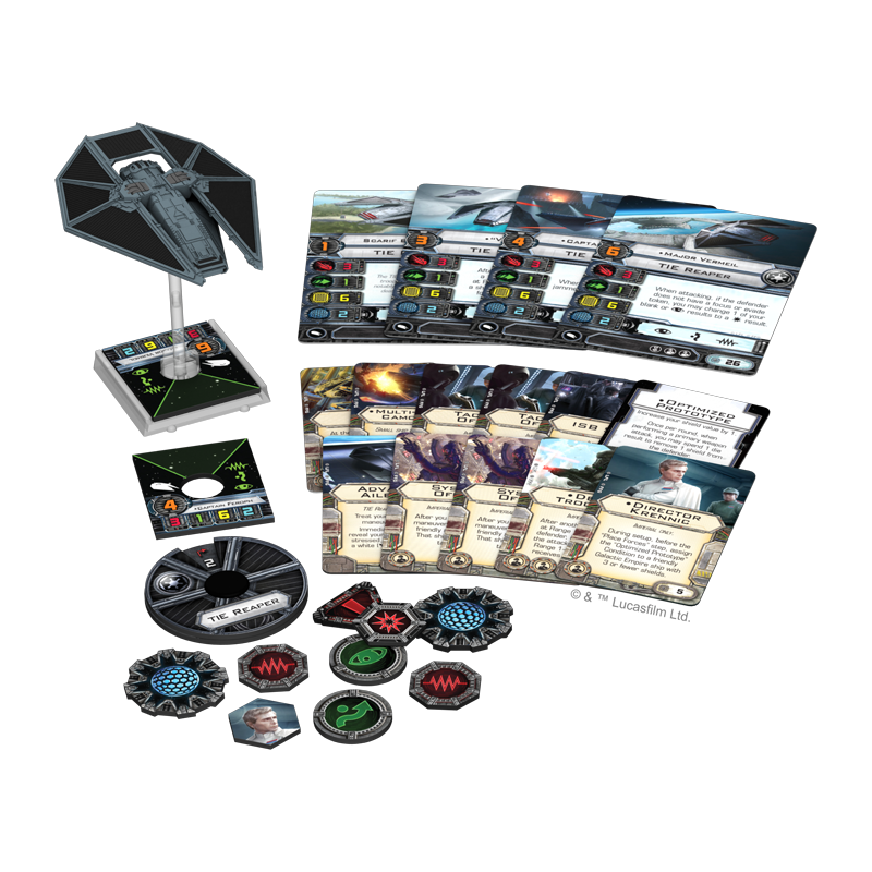 Star Wars - Imperial Forces - Tie Reaper Expansion Pack