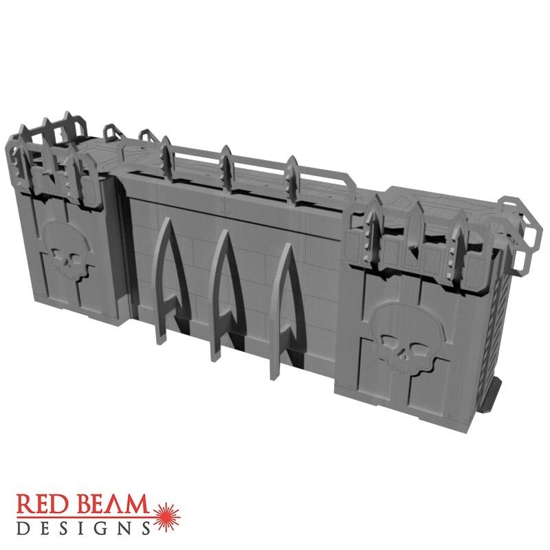 Dark Assembly - Wall