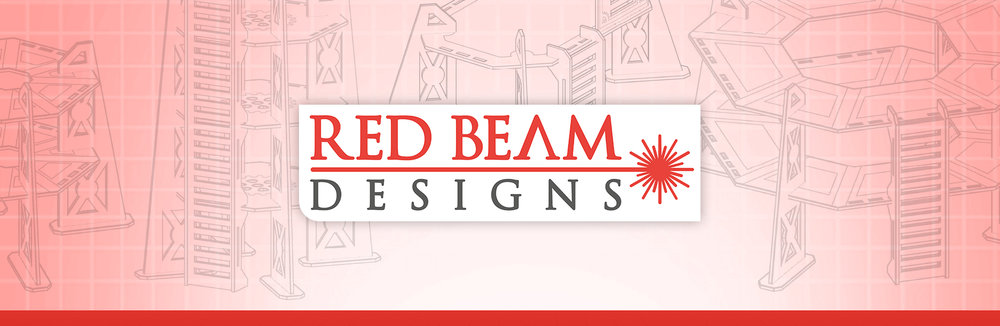 Complex Red - Terrain for Sci-Fi Wargames! — Wayland Games Blog