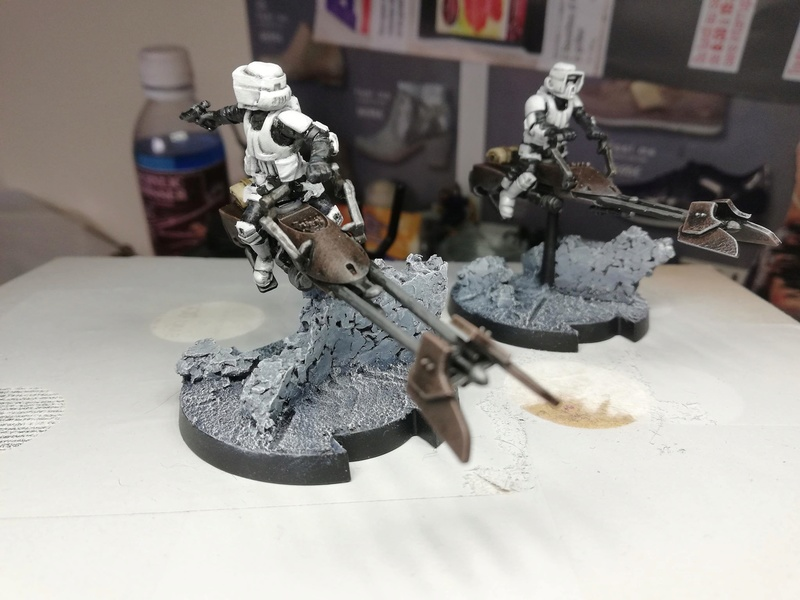 Forum Member - RaevenKS - Scout Troopers