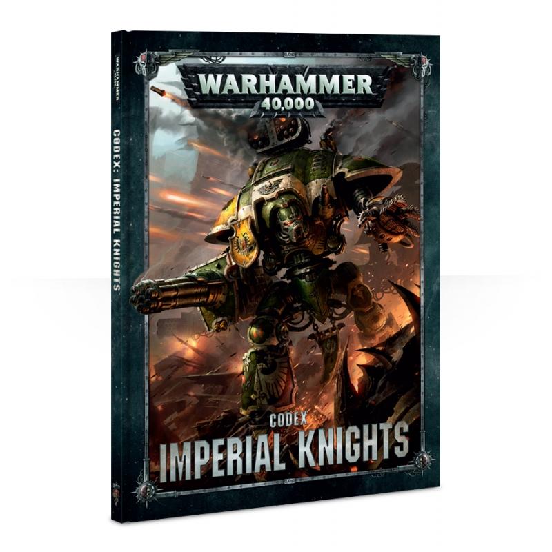 Warhammer 40,000 - Imperial Knights - Codex: Imperial Knights Hardback - English