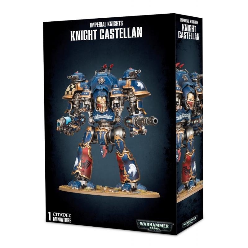 Warhammer 40k - Imperial Knights - Imperial Knights: Knight Castellan