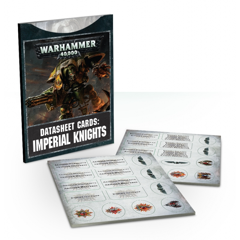 Warhammer 40,000 - Imperial Knights - Datasheets: Imperial Knights - English