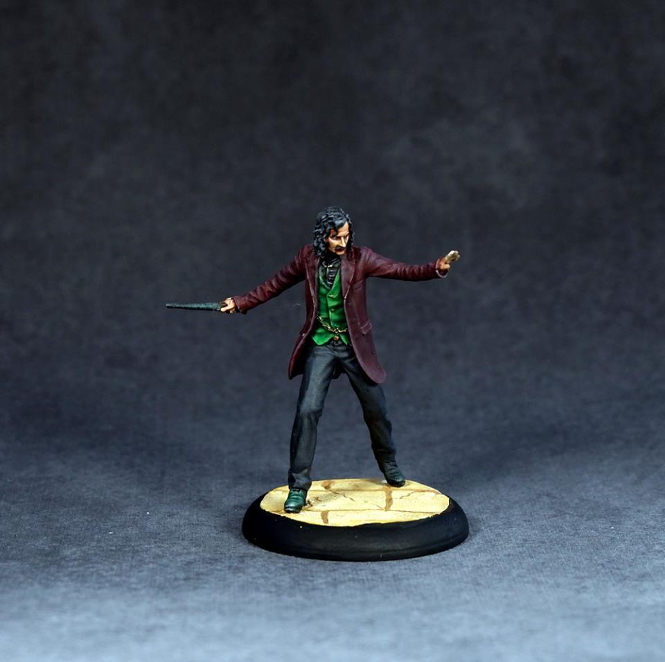 Sirius Black - Iain