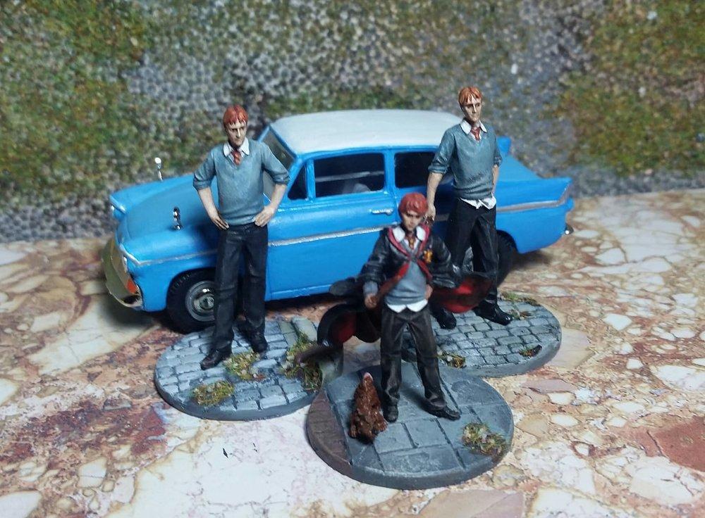 The Weasley Boys - Shaun