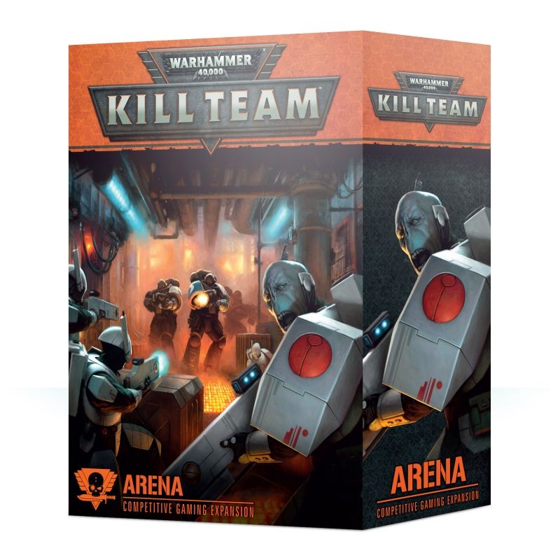 Warhammer 40000: Kill Team Arena