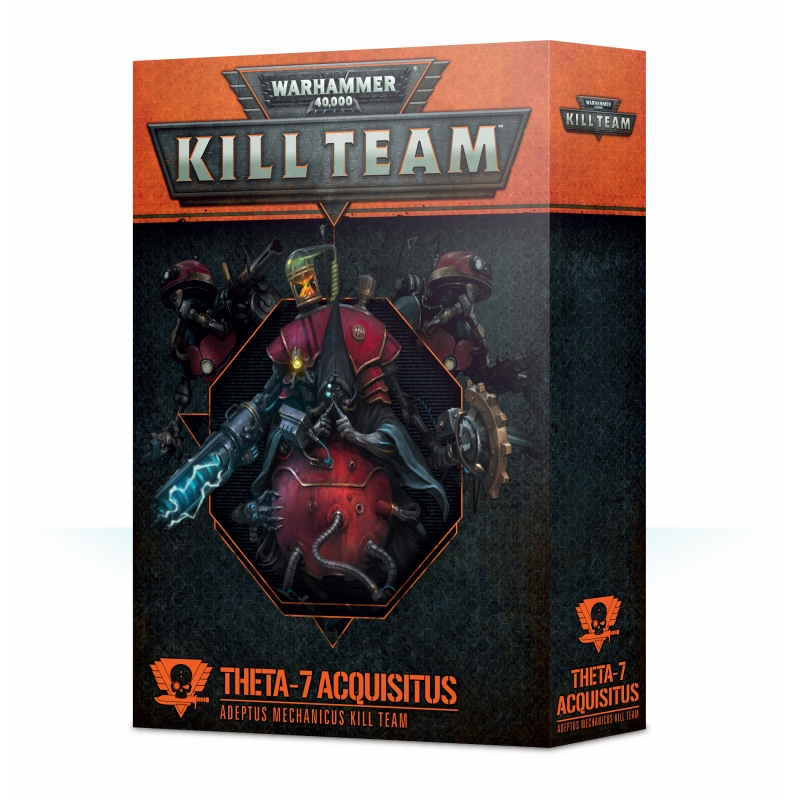 Kill Team: Theta-7 Aquisitus